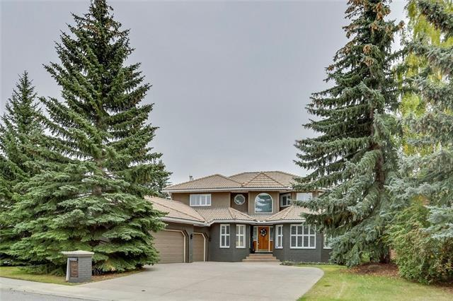 12963 Candle Crescent SW, Calgary, AB T2W 5R9 (#C4205718) :: The Cliff Stevenson Group