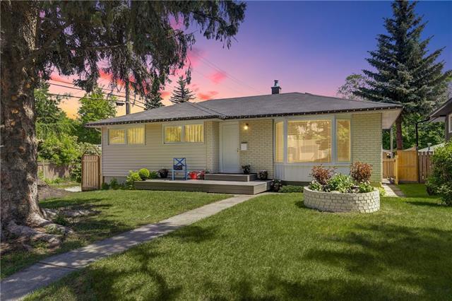 5812 21 Street SW, Calgary, AB T3E 1S8 (#C4205719) :: Tonkinson Real Estate Team