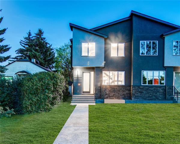 405 24 Avenue NW, Calgary, AB T2M 1X3 (#C4205721) :: The Cliff Stevenson Group