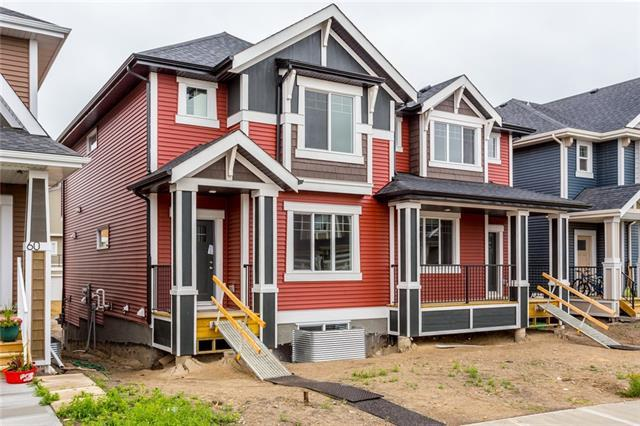 56 Sundown View, Cochrane, AB  (#C4205745) :: Redline Real Estate Group Inc