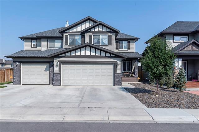 2373 Baywater Crescent SW, Airdrie, AB T4B 0T5 (#C4205748) :: Redline Real Estate Group Inc