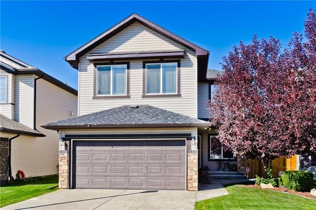 133 Prairie Springs Crescent SW, Airdrie, AB T4B 0E5 (#C4205765) :: Redline Real Estate Group Inc