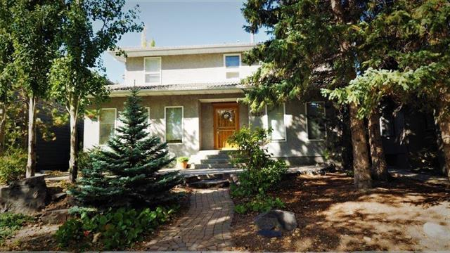 1435 5 Street NW, Calgary, AB T2M 3C1 (#C4205771) :: Canmore & Banff