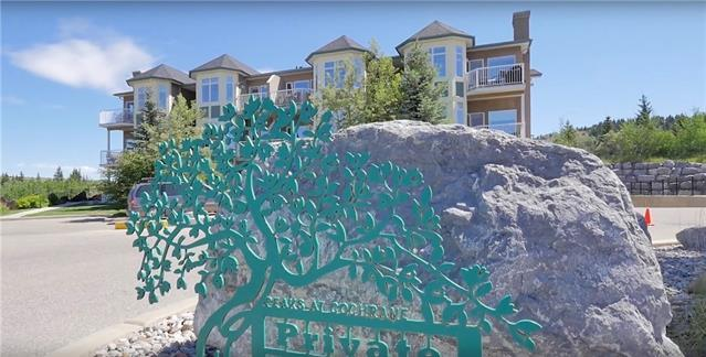 248 Sunterra Ridge Place #316, Cochrane, AB T4C 2J6 (#C4205776) :: Calgary Homefinders