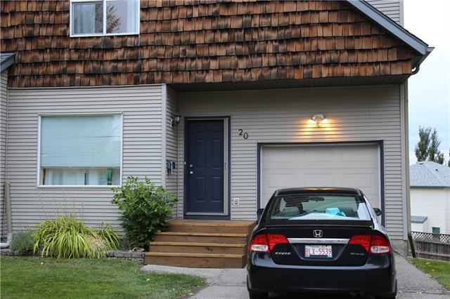 20 Bridlewood View SW, Calgary, AB  (#C4205788) :: Redline Real Estate Group Inc
