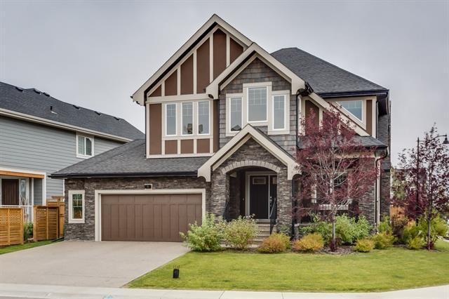 5 Aspen Vista Road SW, Calgary, AB T3H 0Y9 (#C4205807) :: Canmore & Banff