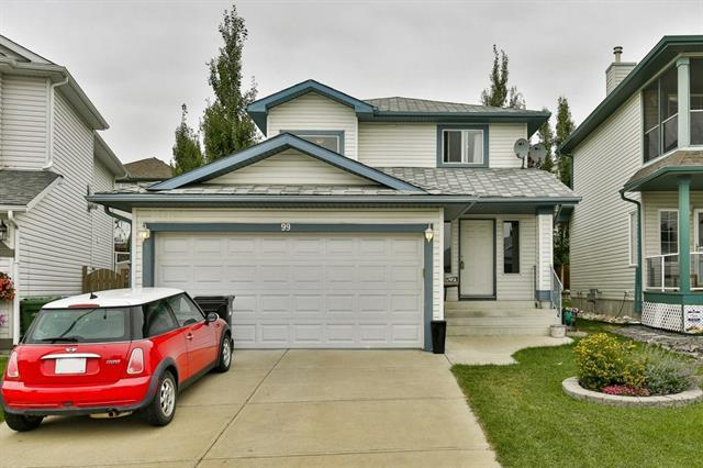 99 Tuscarora Crescent NW, Calgary, AB T3L 2G3 (#C4205808) :: Redline Real Estate Group Inc