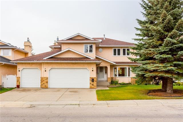 317 Scenic Acres Drive NW, Calgary, AB T3L 1T6 (#C4205818) :: Redline Real Estate Group Inc