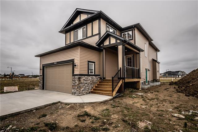 860 Hampshire Crescent NE, High River, AB T1V 0E4 (#C4205821) :: Redline Real Estate Group Inc