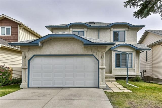 143 Harvest Oak Crescent NE, Calgary, AB T3K 4C8 (#C4205832) :: Redline Real Estate Group Inc