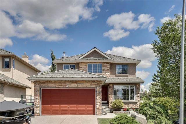 22 Royal Crest Terrace NW, Calgary, AB T3G 4M3 (#C4205833) :: The Cliff Stevenson Group