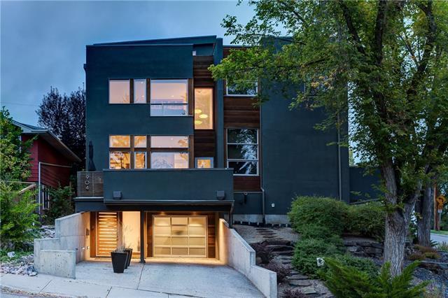 904 31 Avenue NW, Calgary, AB T2K 0A5 (#C4205837) :: The Cliff Stevenson Group