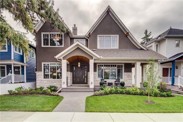 1733 7 Avenue NW, Calgary, AB T2N 0Z4 (#C4205853) :: Redline Real Estate Group Inc