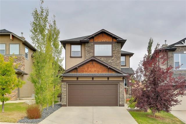 63 Aspen Stone Terrace SW, Calgary, AB T3H 5Z2 (#C4205859) :: Canmore & Banff