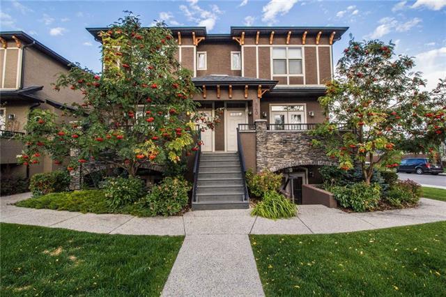 1940 24A Street SW #2, Calgary, AB T3E 1V3 (#C4205863) :: Canmore & Banff