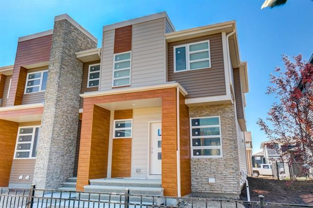 321 Midtown Gate SW, Airdrie, AB T4B 4C9 (#C4205891) :: Canmore & Banff