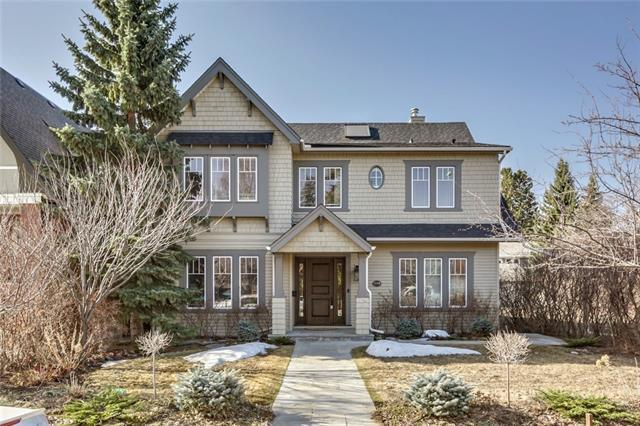 229 39 Avenue SW, Calgary, AB T2S 0W6 (#C4205897) :: Redline Real Estate Group Inc