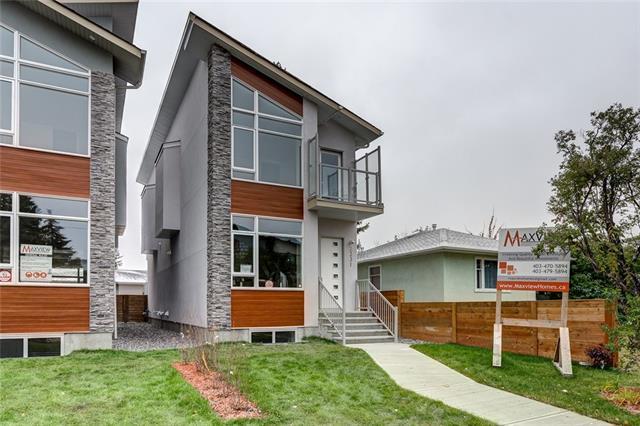 2231 25 Avenue NW, Calgary, AB T2M 2C2 (#C4205898) :: Canmore & Banff