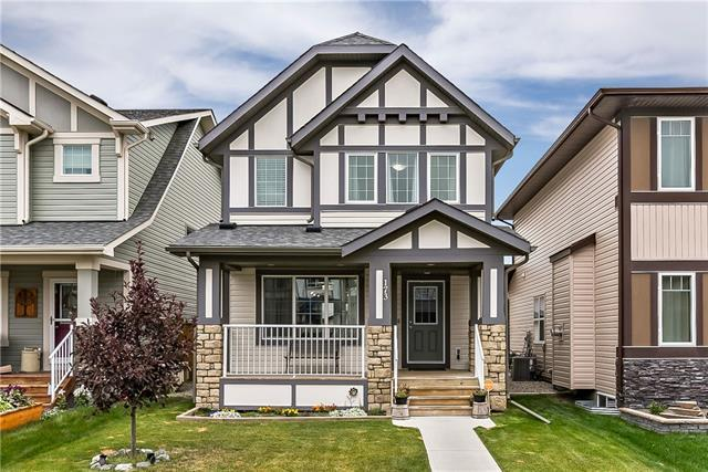 173 Legacy Crescent SE, Calgary, AB T2X 0W6 (#C4205905) :: Canmore & Banff