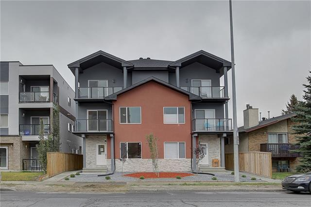 3320 Centre Street NE #1, Calgary, AB T2E 2X8 (#C4205906) :: The Cliff Stevenson Group