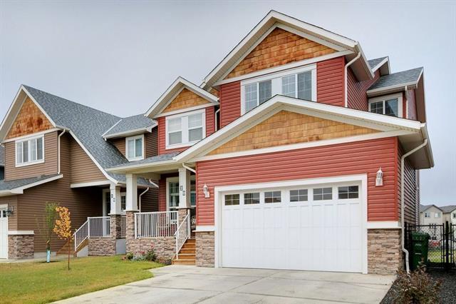 20 Bayside Link SW, Airdrie, AB T4B 0V5 (#C4205923) :: Redline Real Estate Group Inc