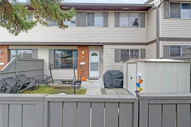 740 Bracewood Drive SW #74, Calgary, AB T2W 3N3 (#C4205941) :: Your Calgary Real Estate
