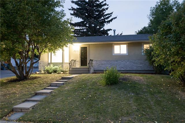 9612 Alcott Road SE, Calgary, AB  (#C4205962) :: The Cliff Stevenson Group