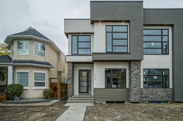918 22 Avenue NW, Calgary, AB T2M 1P4 (#C4205966) :: Redline Real Estate Group Inc