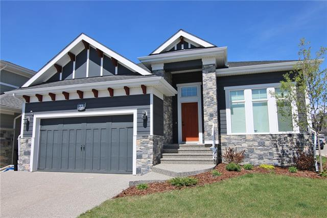 72 Aspen Vista Way SW, Calgary, AB T3H 0Y9 (#C4205972) :: Canmore & Banff