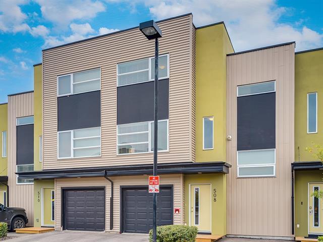 508 Covecreek Circle NE, Calgary, AB T3K 0W6 (#C4205982) :: Redline Real Estate Group Inc