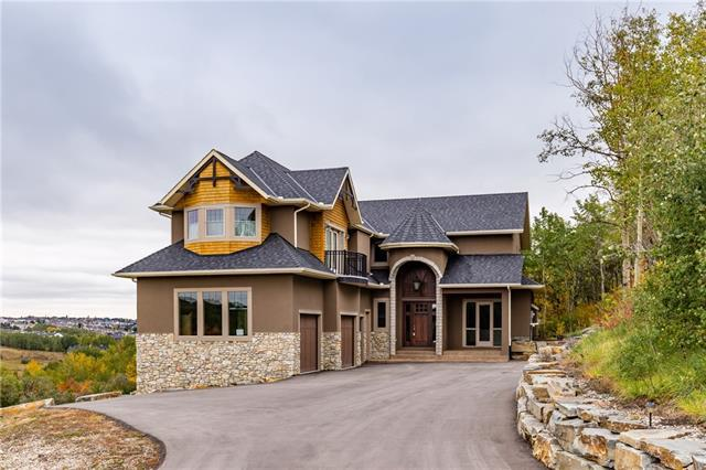 30 Bearspaw Valley Place, Rural Rocky View County, AB T3R 1A3 (#C4205985) :: Redline Real Estate Group Inc
