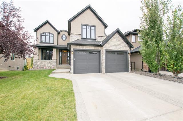 45 Aspen Stone Road SW, Calgary, AB T3H 5Y5 (#C4206001) :: Canmore & Banff