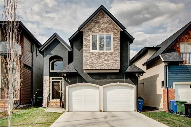 416 25 Avenue NE, Calgary, AB T2E 1Y3 (#C4206011) :: Redline Real Estate Group Inc
