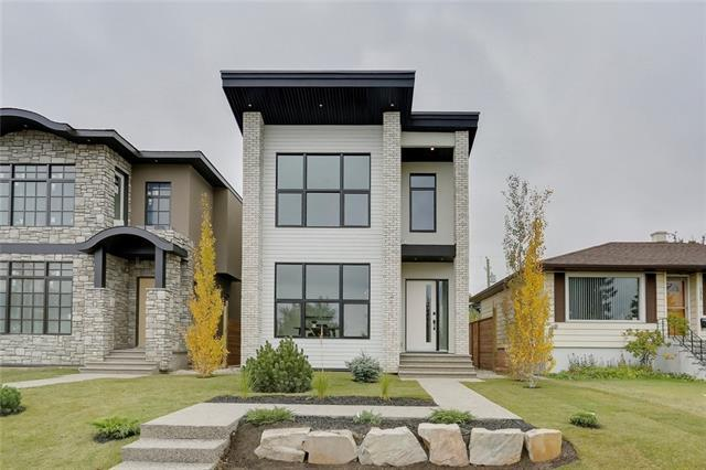 2419 30 Avenue SW, Calgary, AB T2T 1S1 (#C4206057) :: Canmore & Banff