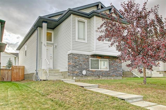89 Covebrook Close NE, Calgary, AB T3K 6J5 (#C4206062) :: Redline Real Estate Group Inc