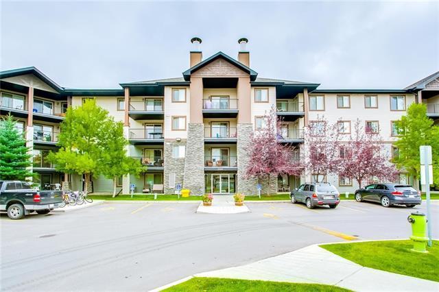 8 Bridlecrest Drive SW #2437, Calgary, AB T2Y 0H7 (#C4206072) :: Redline Real Estate Group Inc