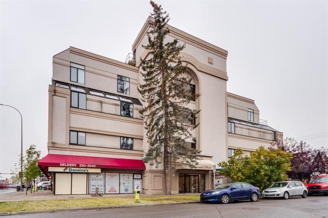 103 10 Avenue NW #204, Calgary, AB T2M 0B4 (#C4206074) :: Canmore & Banff
