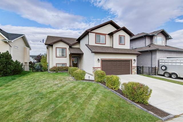 287 Hillcrest Boulevard, Strathmore, AB T1P 1W2 (#C4206083) :: Redline Real Estate Group Inc