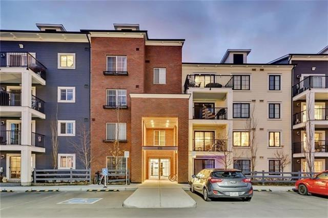 755 Copperpond Boulevard SE #3313, Calgary, AB T2Z 4R2 (#C4206092) :: Redline Real Estate Group Inc