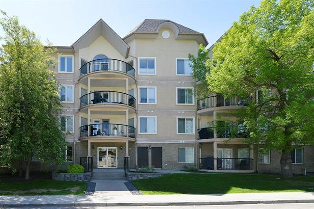 735 56 Avenue SW #305, Calgary, AB T2V 0G9 (#C4206098) :: Redline Real Estate Group Inc