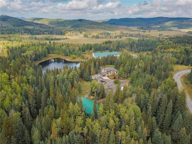 18 Aspen Creek Drive, Rural Foothills M.D., AB T0L 0K0 (#C4206114) :: Your Calgary Real Estate