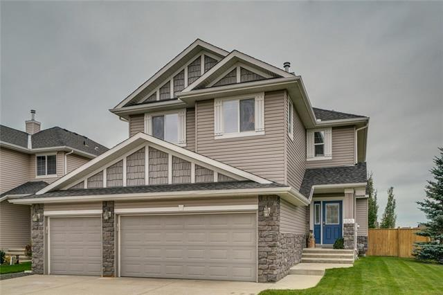 100 Seagreen Way, Chestermere, AB T1X 0E7 (#C4206118) :: Canmore & Banff