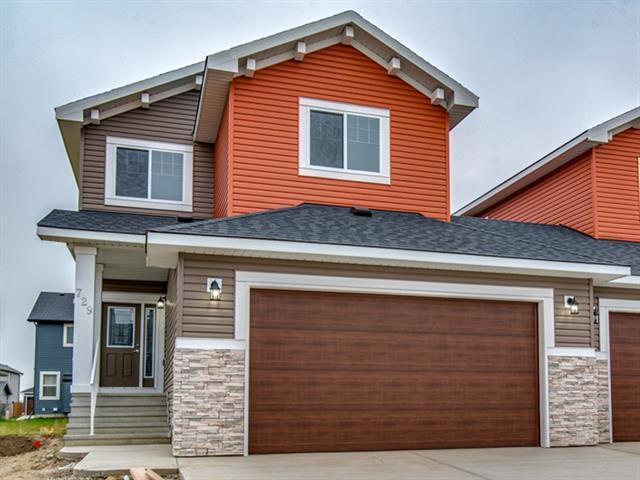 729 Edgefield Crescent, Strathmore, AB T1P 0G1 (#C4206125) :: Redline Real Estate Group Inc