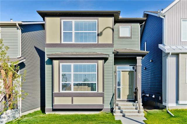40 Howse Drive NE, Calgary, AB T3P 0V4 (#C4206137) :: Canmore & Banff