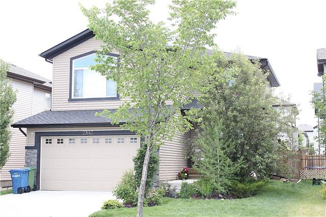 2842 Chinook Winds Drive SW, Airdrie, AB T4B 0N4 (#C4206179) :: Redline Real Estate Group Inc