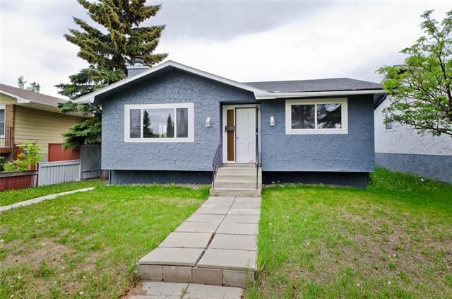 5119 26 Avenue NE, Calgary, AB T1Y 1C8 (#C4206205) :: Redline Real Estate Group Inc
