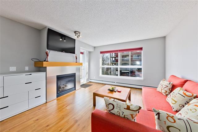 25 Richard Place SW #107, Calgary, AB T3E 7N1 (#C4206209) :: Redline Real Estate Group Inc