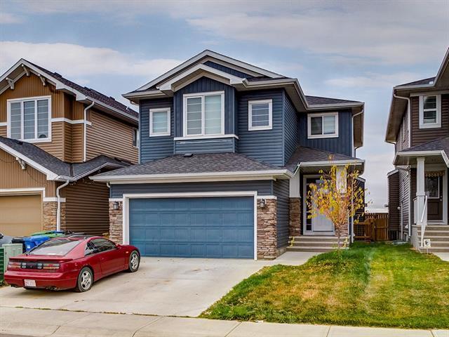 112 Redstone Villa(S) NE, Calgary, AB T3N 0M4 (#C4206221) :: Canmore & Banff