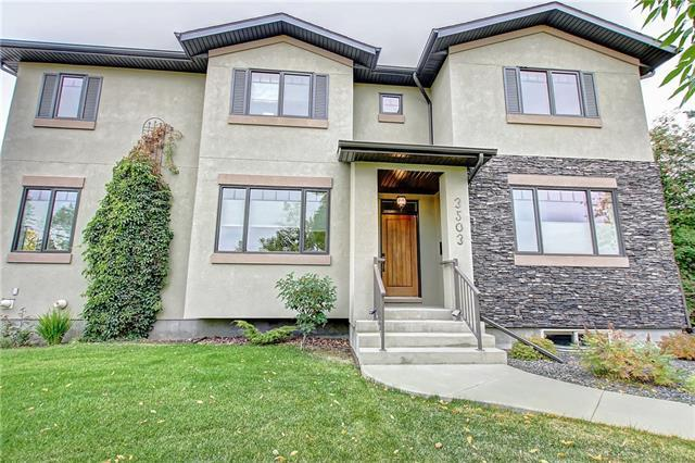 3503 Spruce Drive SW, Calgary, AB T3C 3A5 (#C4206223) :: Redline Real Estate Group Inc