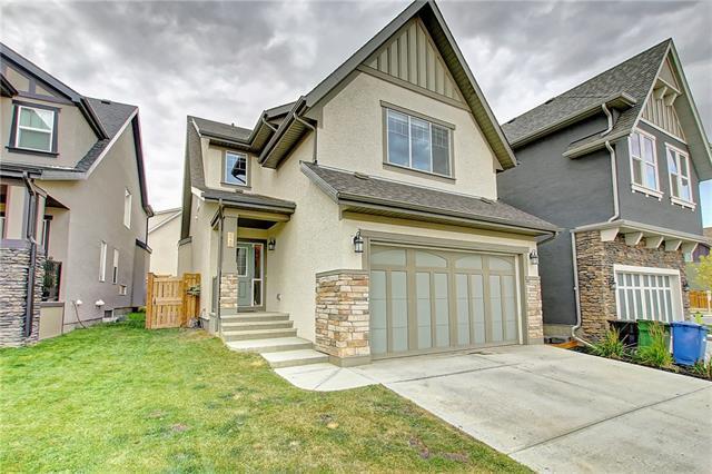 93 Masters Common SE, Calgary, AB T3M 2B6 (#C4206251) :: Redline Real Estate Group Inc